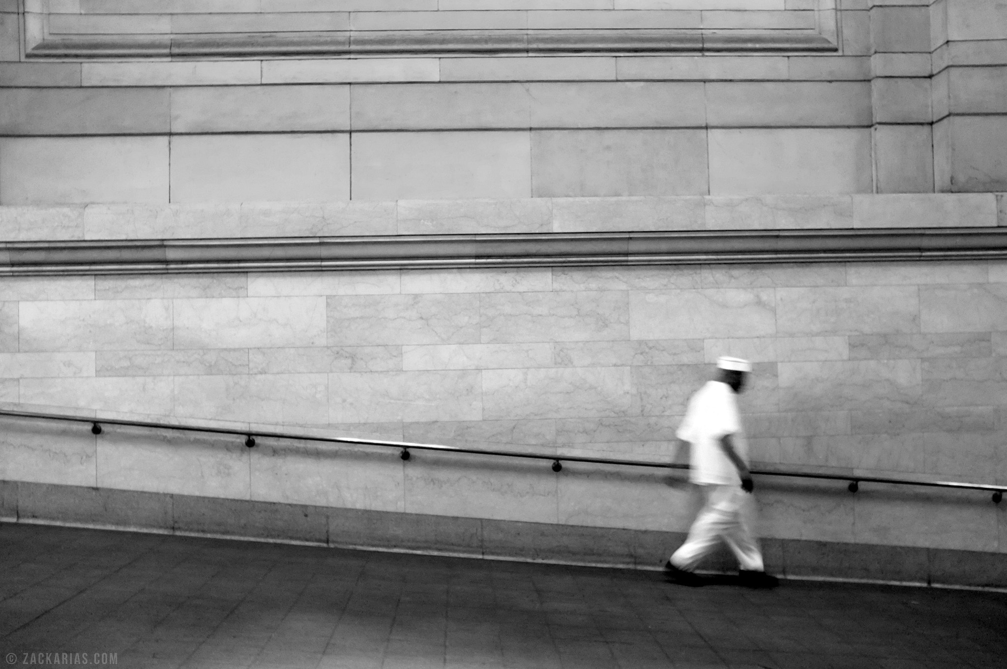 Photograph Grand Central Station Cook by Zack Arias on 500px