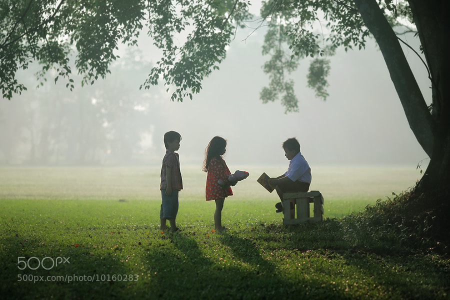 Photograph kindergarten by asit  on 500px