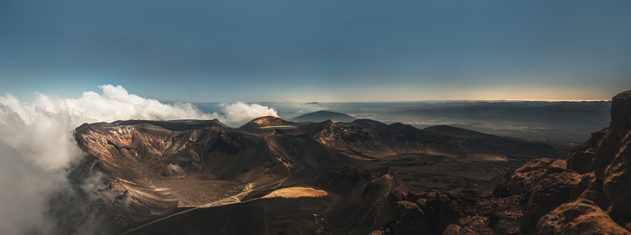 View From Mt Doom by Chloe Smith on 500px.com