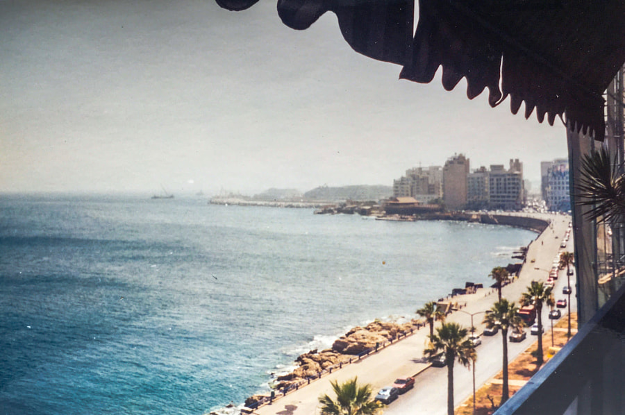 The Beirut Waterfront by Son of the Morning Light on 500px.com