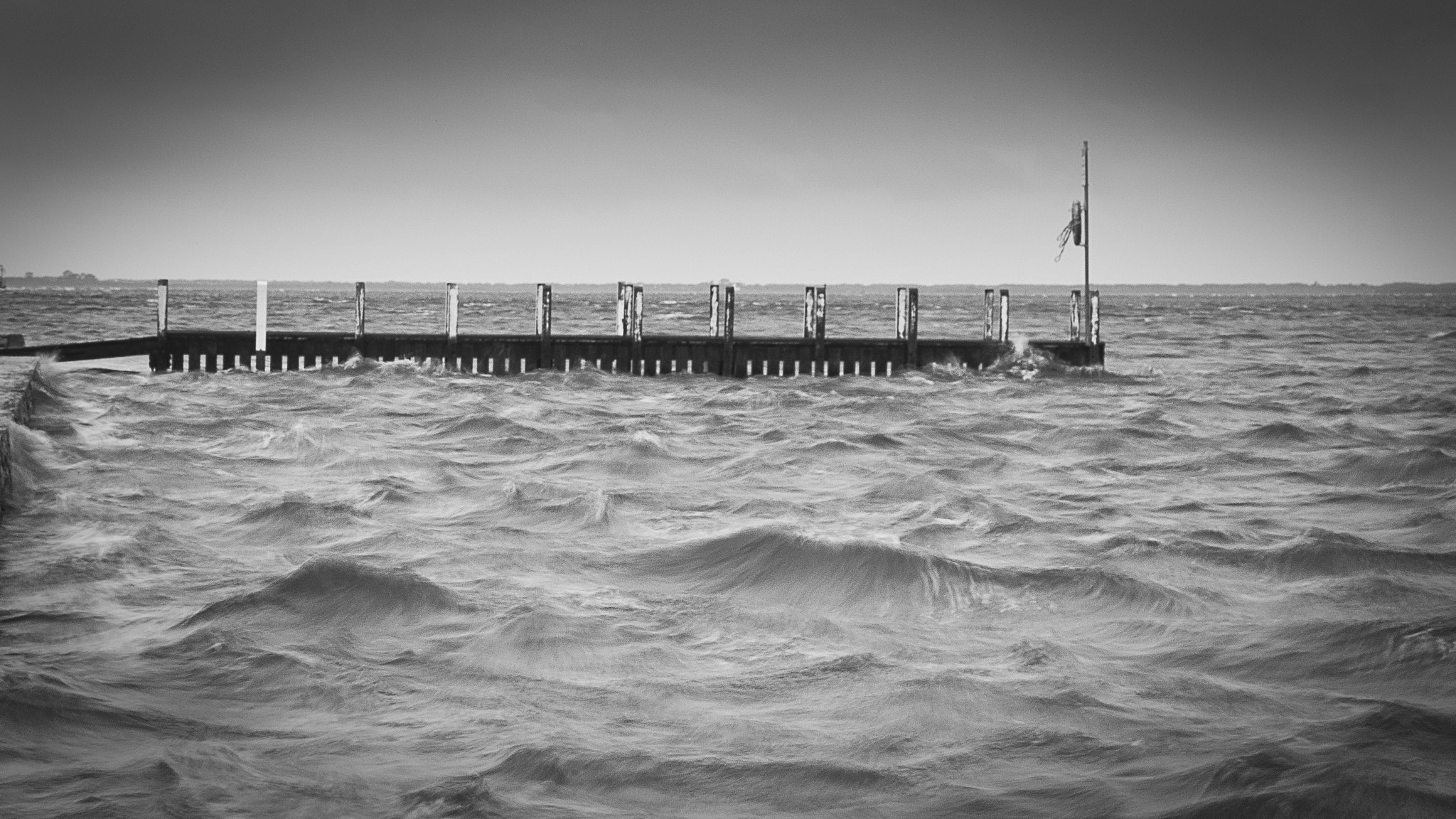 Photograph Windy day on the lake by Peter Mackey on 500px