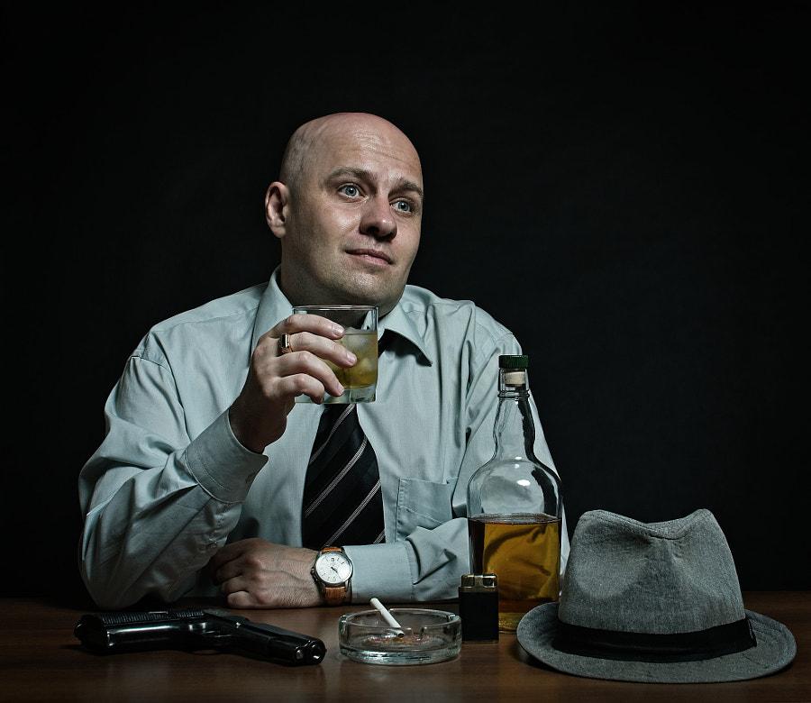 Детектив Джон by Evgeniy Bruskov on 500px.com