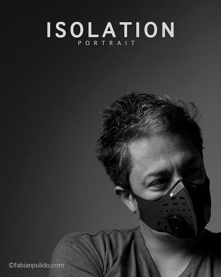 Isolation Portrait by Fabian Pulido Pardo on 500px.com