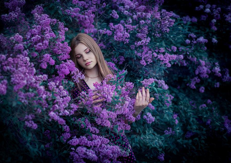 Александра. by Андрей Копанев on 500px.com