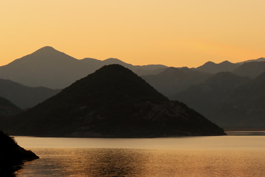 Sunset, Skadar Lake, Montenegro by Fred H on 500px.com