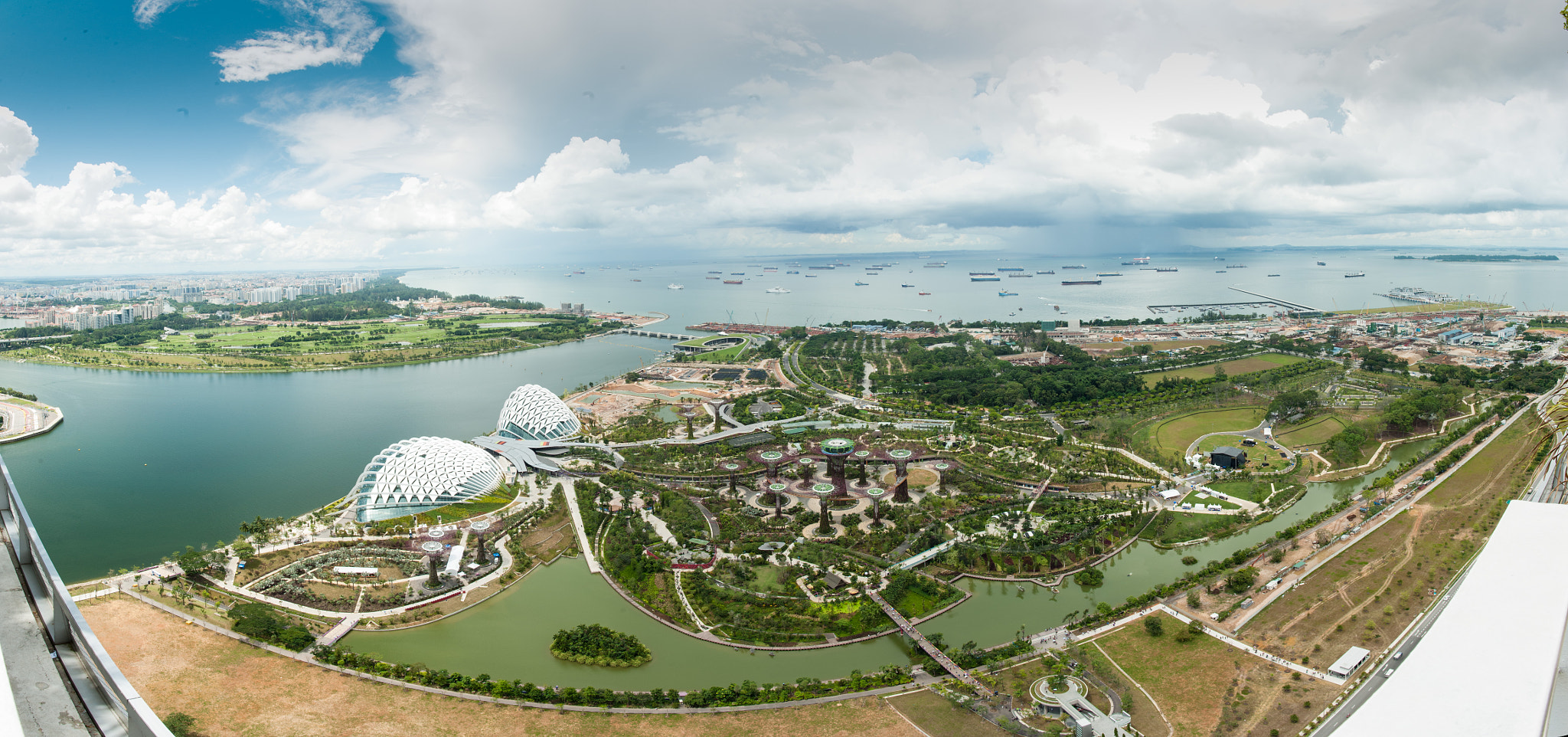 Photograph Gardens By The Bay by Paul Snow on 500px
