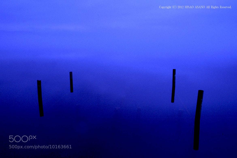 Photograph Lake Touya .Hokkaido.Japan by Hisao Asano on 500px