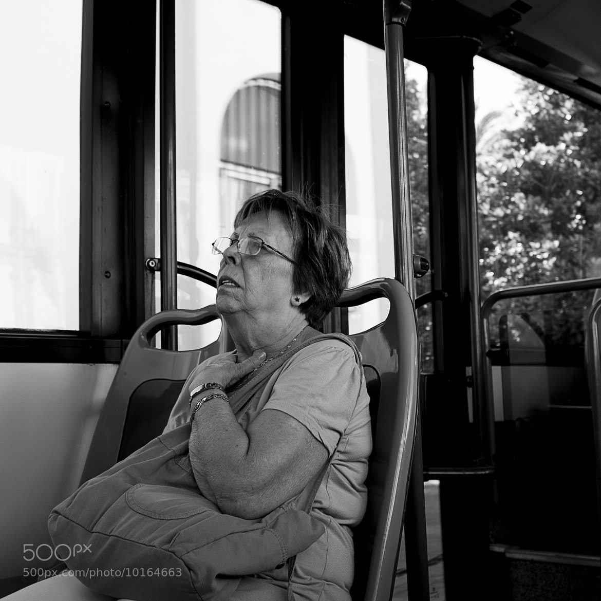 Photograph Bus-faces XVI by Luis Zafra on 500px