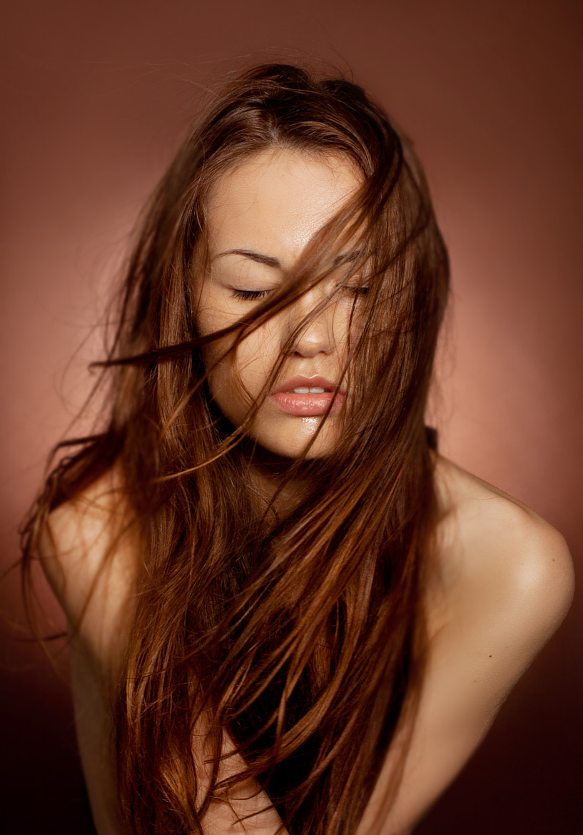 Photograph the wind in your hair by Алина Куликова on 500px