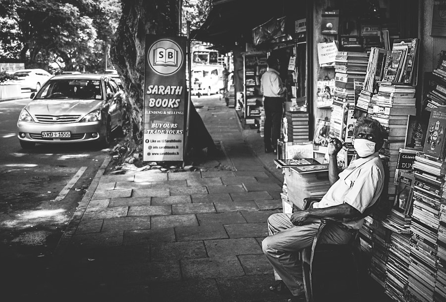 McCallum Road Book Shops #4 by Son of the Morning Light on 500px.com