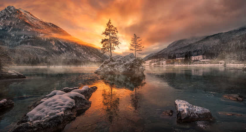 Hintersee by carsten bachmeyer