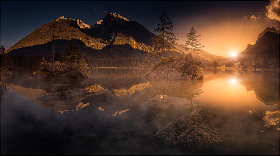 Hintersee by Friedrich Beren on 500px.com