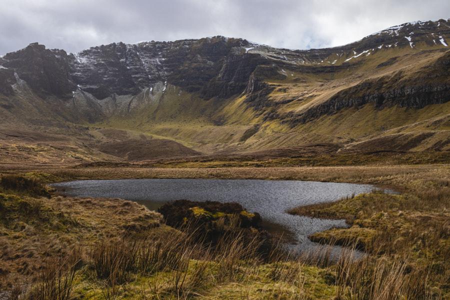 Somewhere in Scotland by Christina Hanke on 500px.com