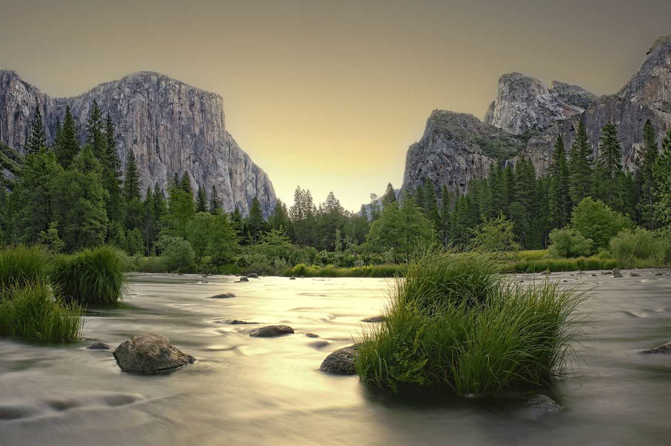 Photograph Yosemite Sunrise by Lee Parks on 500px