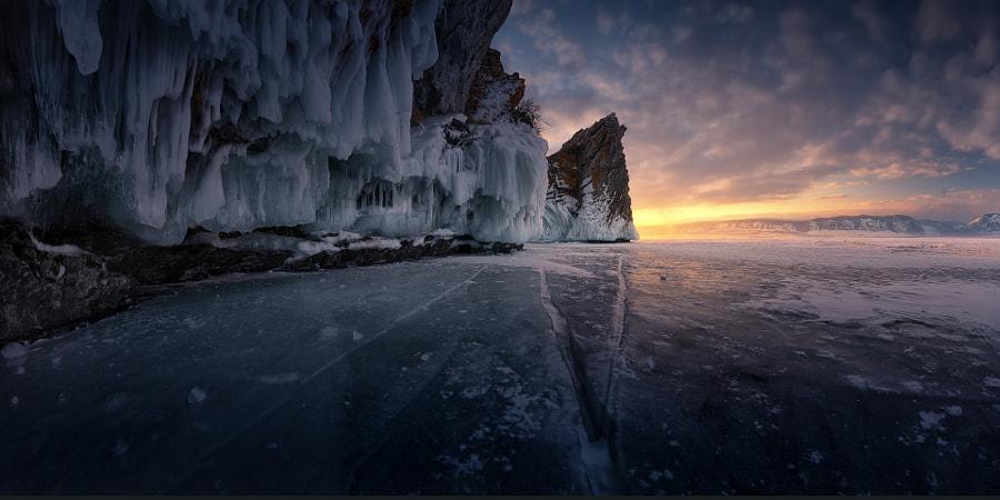 Bailkal Ice by Jabi Sanz on 500px.com