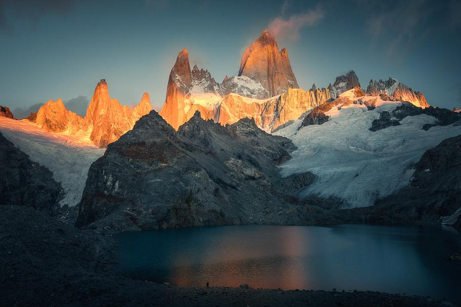 Famous peaks by Jean-Francois Chaubard on 500px.com