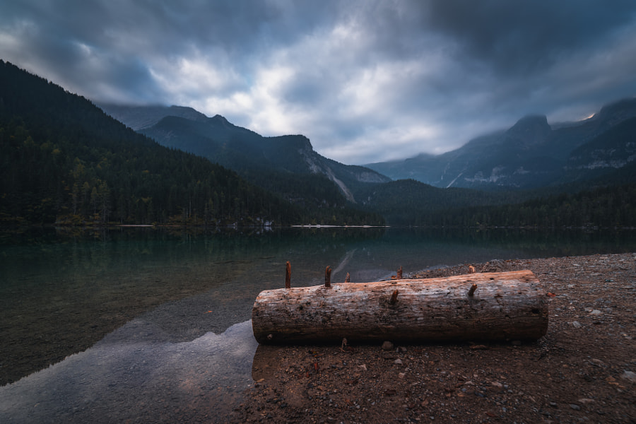 Lago di Tovel by Alessandro laurito on 500px.com