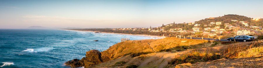 Photograph Port Macquarie Panoramo by Travis Chau on 500px