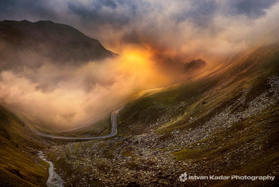 Heavenly Roads by Istvan Kadar on 500px.com