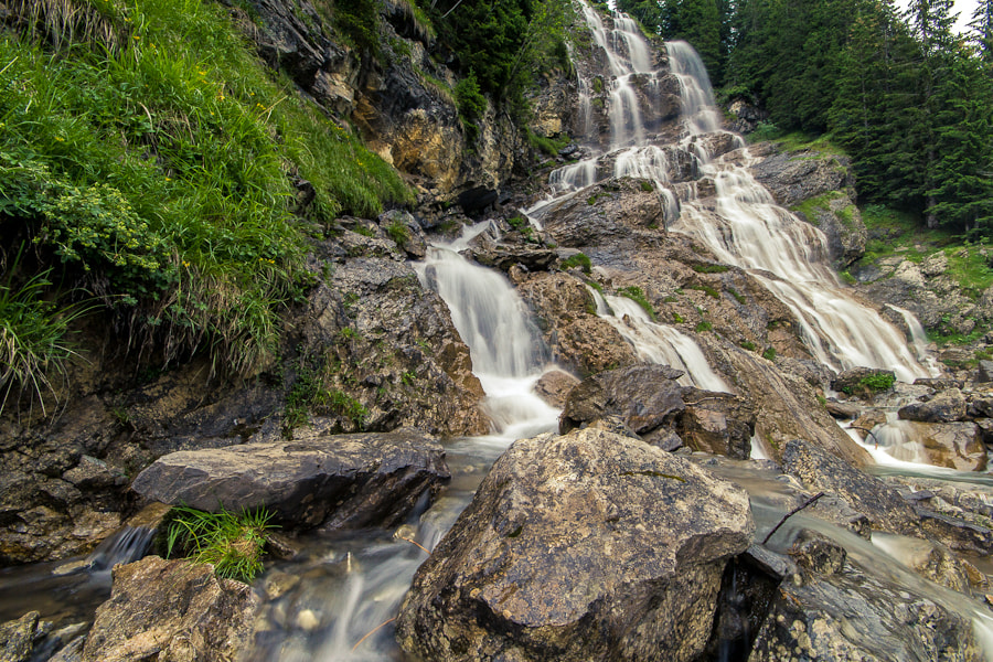 Photograph Brochaux waterfall by Tim Brook on 500px