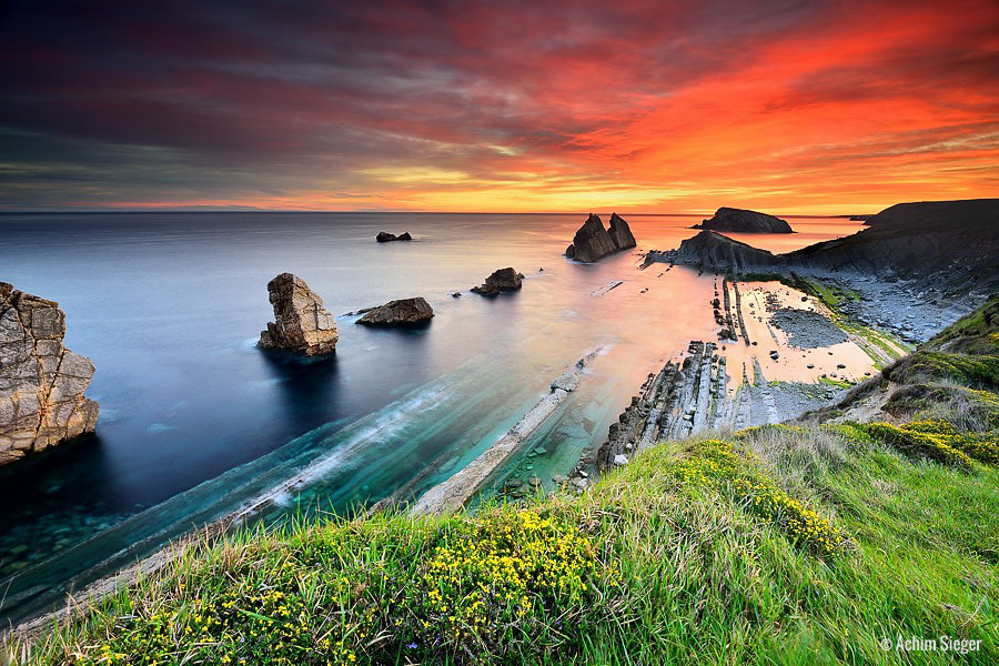 Photograph La Arnia sunrise by Achim Sieger on 500px