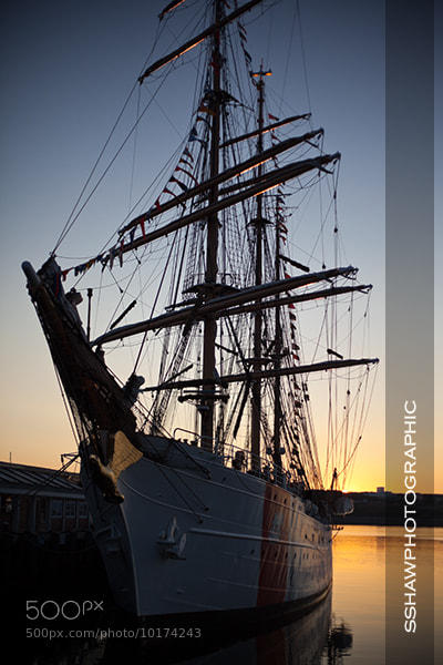 Photograph USCGC Eagle  by Shane Shaw on 500px