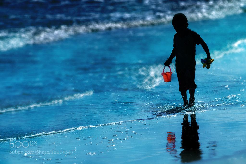 Photograph Blue Dream by Anuchit Sundarakiti on 500px