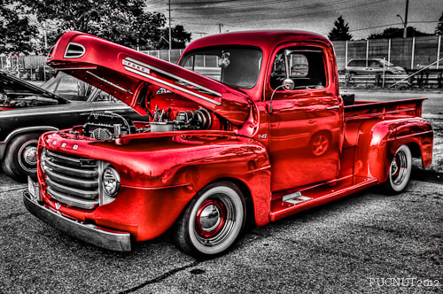Photograph Ol Red  by Eddie  Belanger on 500px