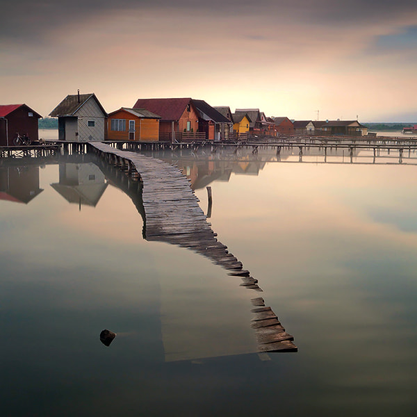 Photograph welcome to my house by Adam Dobrovits on 500px