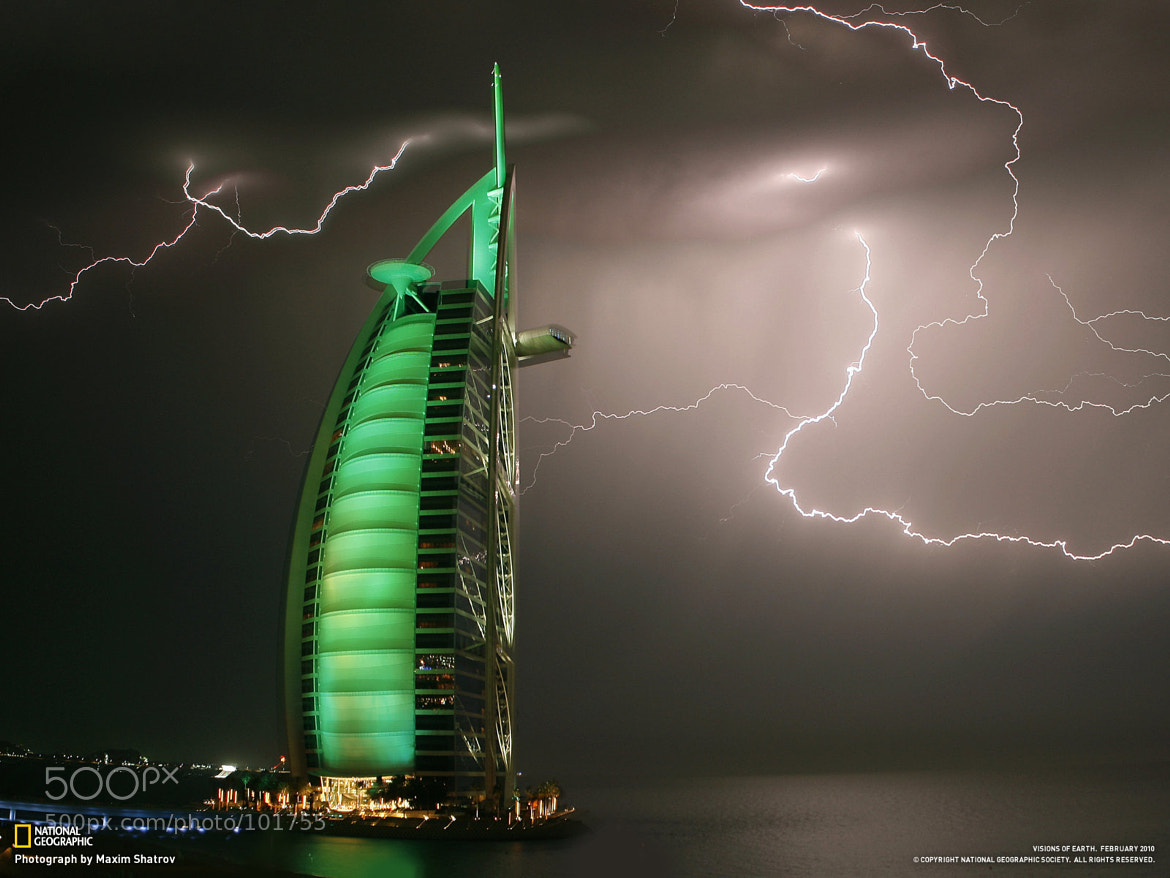 Photograph Burj Al Arab by Maxim Shatrov on 500px