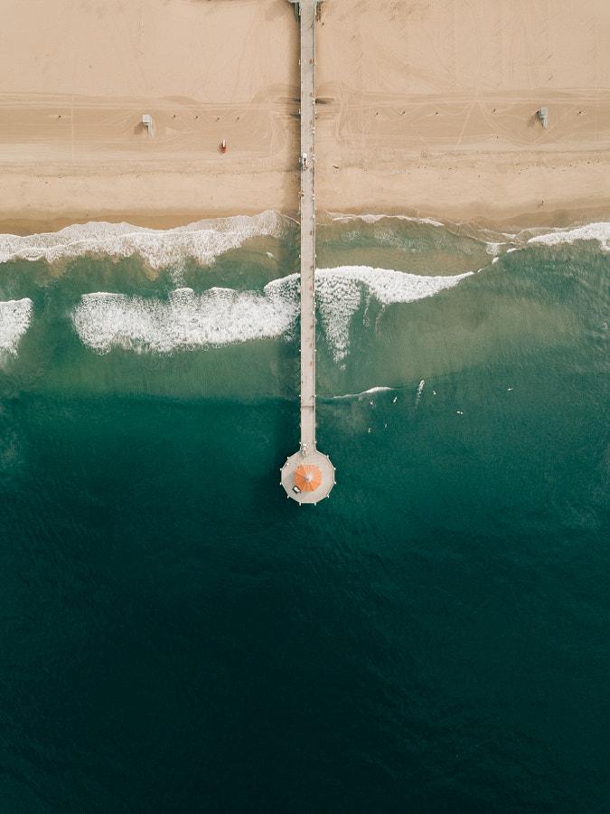 Manhattan Beach Pier by Jack Ross on 500px.com