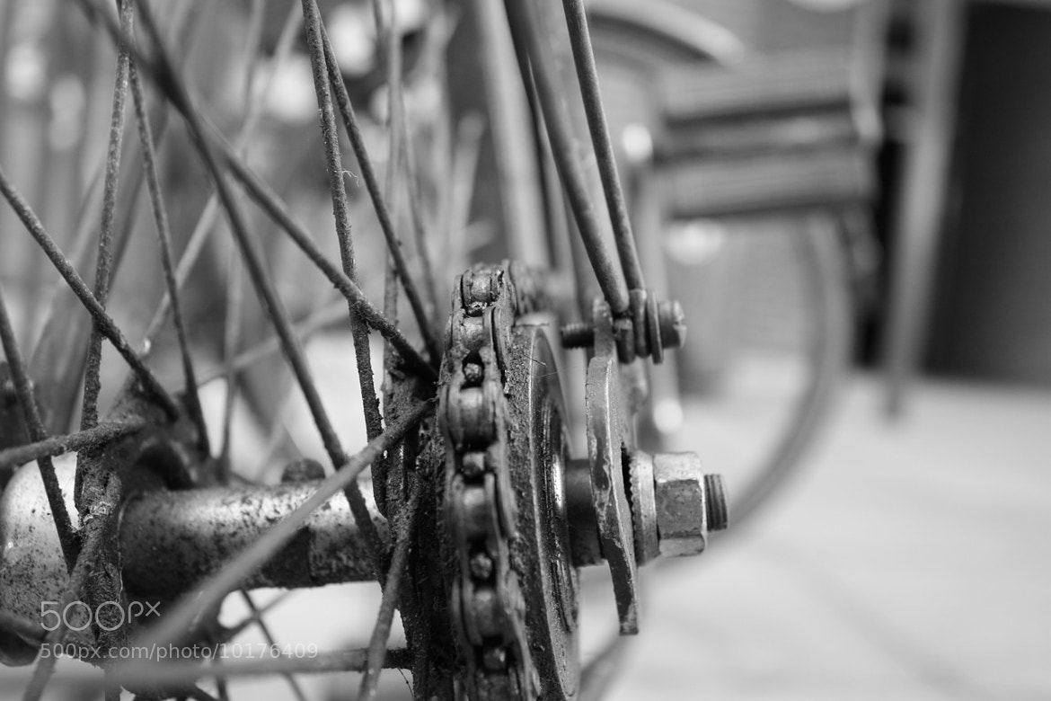 Photograph bike by katie hand on 500px