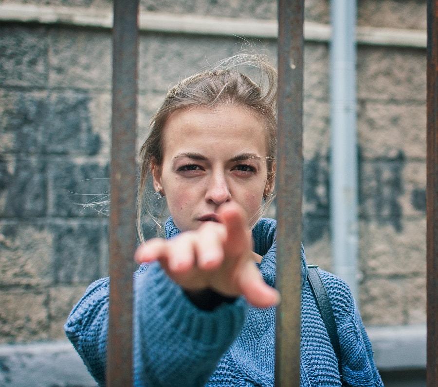 Взгляд by Evgeniy Bruskov on 500px.com
