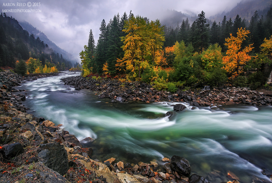 Tumble, Rumble & Ramble - Tumwater Canyon, Washington by Aaron Reed on 500px.com