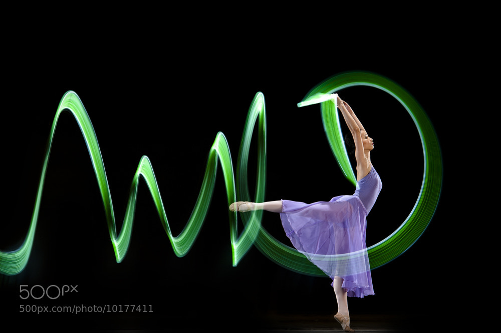Photograph Light Dancing by Pimpin Nagawan on 500px