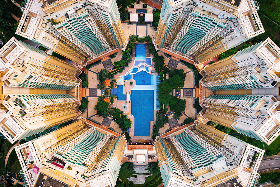 Perfect Symmetry by Andy Yeung on 500px.com