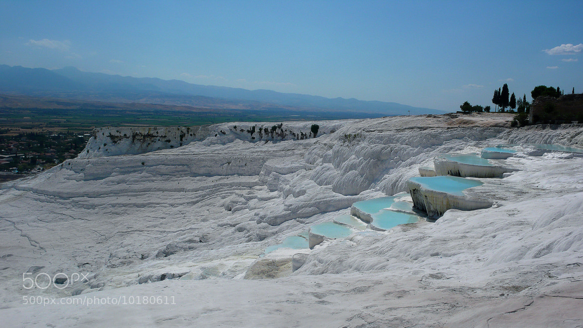 Photograph Pamukkale by Ekat Grigoryeva on 500px