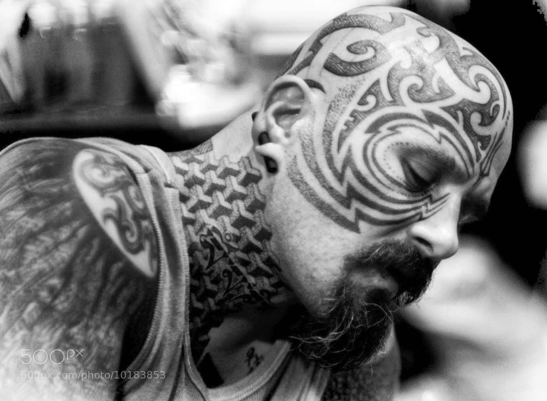 Photograph Head Tattoo. by Bob Baines on 500px