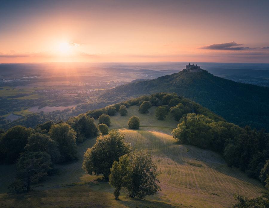 Hohenzollern by Corvin Ölschläger on 500px.com