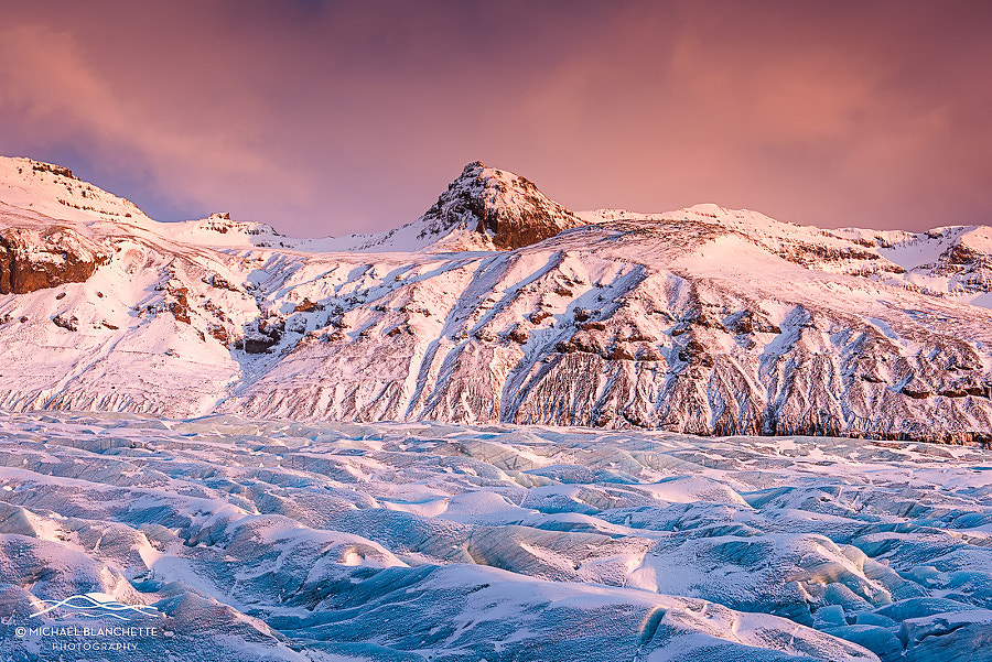 Glacial Spur by Michael Blanchette on 500px.com