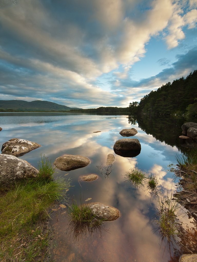 Photograph Dusk, Loch Garten by Keith Muir on 500px