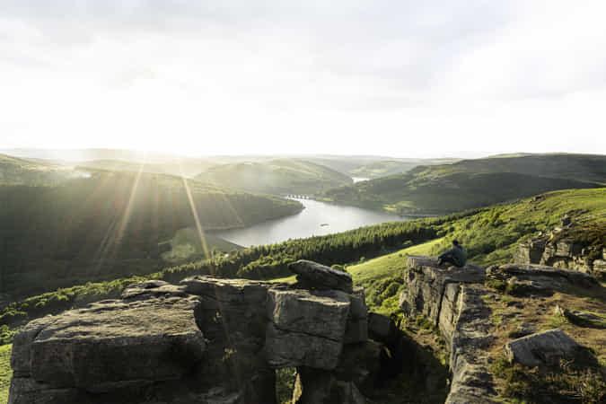 Bamford Edge, Peak District, UK by JON G PHOTOGRAPHY