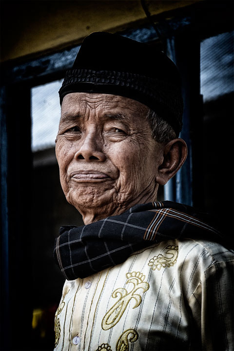 Photograph The OldMan In West Sumatera by Dhan Nikon Art on 500px
