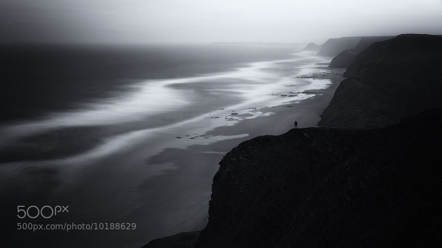 Photograph Upon Black Shorelines by Alexander Otto on 500px