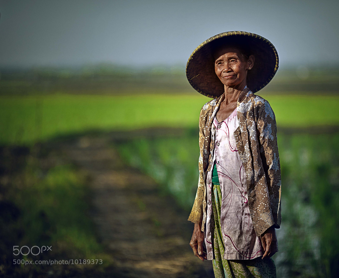 Photograph I am a farmer by abe less on 500px