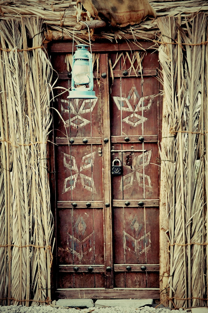 Photograph old door by Nora Almansoori on 500px