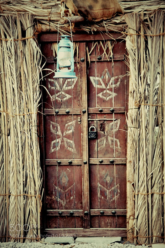 Photograph old door by Nora Alnansoori on 500px