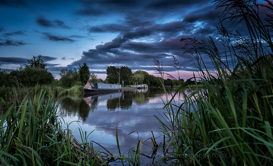 Photograph Moored by Chris Newham on 500px