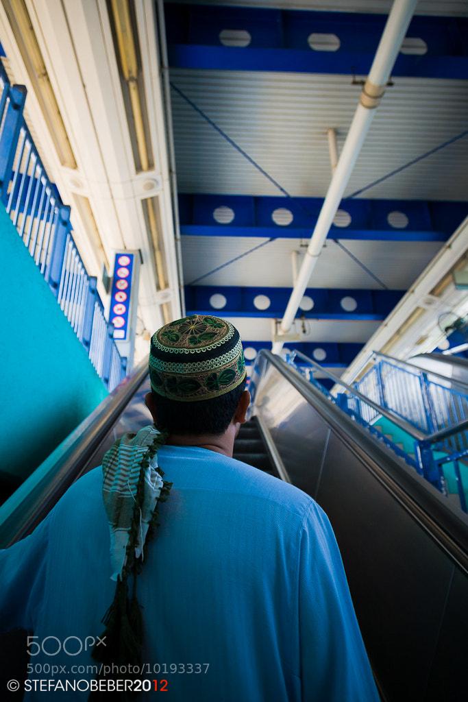 Photograph Escalators by Stefano Beber on 500px