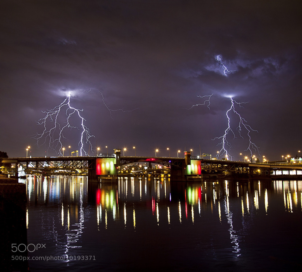 Photograph A storming night by Chouchou Lam on 500px